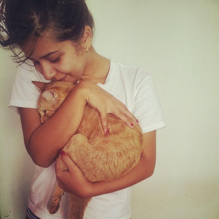 Garfield et ma fille